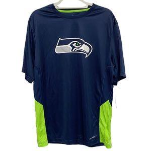 NFL Majestic Football Seattle Seahawks Jersey